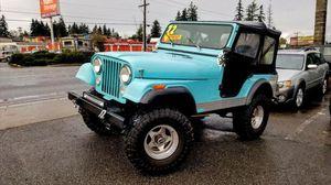 1972 Jeep Cj-5 for Sale in Edmonds, WA