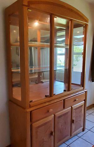 China cabnet, hutch, kitchen storage for Sale in Largo, FL