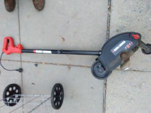 Black and Decker electric edger for Sale in Washington, DC