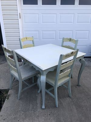 Pier 1 Imports Kitchen Table With 4 Chairs for Sale in Columbia, SC