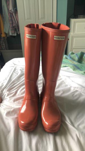 Hunter rain boots for Sale in Myrtle Beach, SC