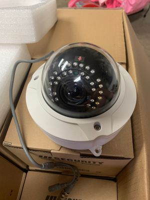 1/3 inch dome home security cameras for Sale in Lodi, CA