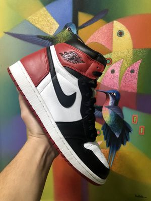 Air Jordan 1 Retro High OG 'Black Toe ' 2016 for Sale in Miami, FL