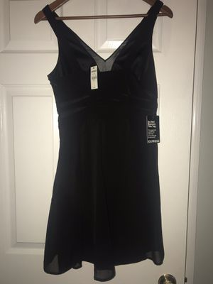 Express little black dress new with tags for Sale in Alexandria, VA