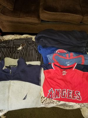 Bundle of Men's Size 2XL Clothing 1 is BRAND NEW WITH TAGS ALL 6 FOR $10.00 PPU in Taylor for Sale in Taylor, MI