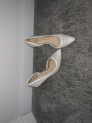 Jessica Simpson heels size 7 ( bought from Nordstrom's) u must come pick up for Sale in Kent, WA