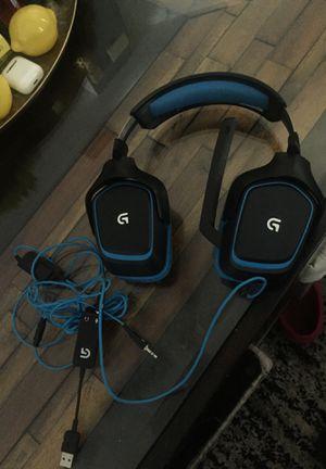 Logitech g430 for Sale in Riverview, FL