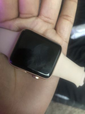 Apple Watch series 3 42 mm for Sale in Pflugerville, TX