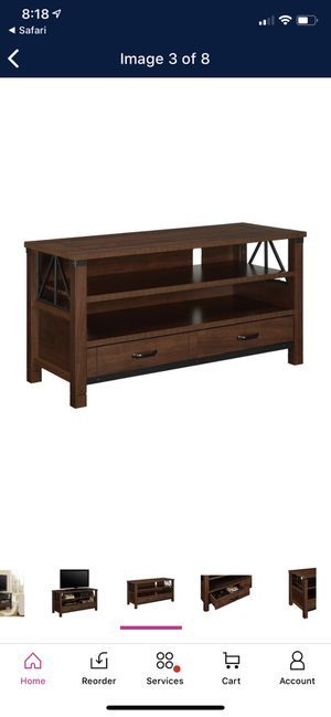 All types of furniture tv stands, coffee tables, desks, end tables, futons, daybeds, bunk beds etc. very good prices, all new and unopened for Sale in Birmingham, AL