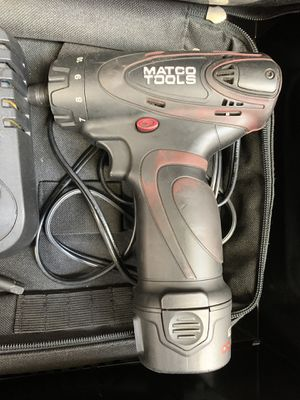 Matco Screw Gun for Sale in Riverbank, CA