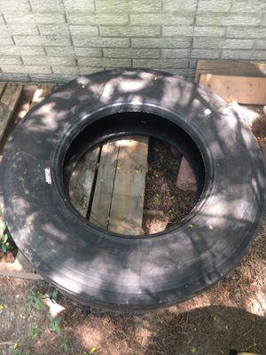 Semi truck steering tire / trailer tire for Sale in Farmington Hills, MI