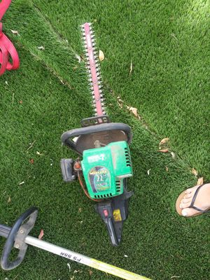 Weedeater Hedge Trimmer for Sale in Fresno, CA
