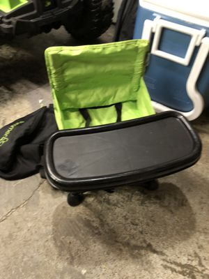 Summer infant portable booster seat pop n sit for Sale in Seattle, WA