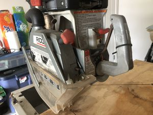 RIDGID table saw for Sale in Havelock, NC