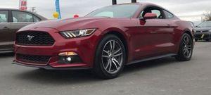 2016 Ford Mustang Turbo for Sale in Manassas, VA
