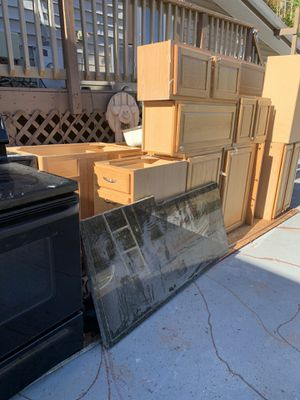 Whole kitchen cabinets set for Sale in Dumfries, VA