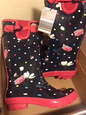 *NIB SERRA RAIN BOOTS WOMEN'S SZ 9 for Sale in Bakersfield, CA