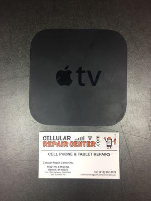 Apple TV 3rd Gen for Sale in Detroit, MI