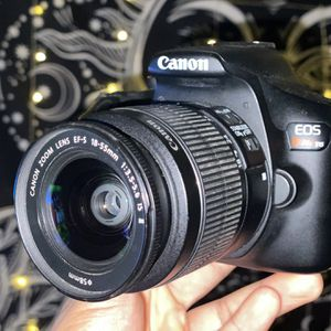 Cannon Camera for Sale in Indianapolis, IN