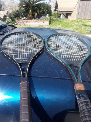 Prince tennis racquet for Sale in San Dimas, CA