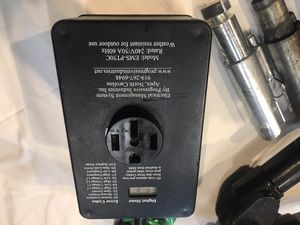 RV Power Protection W/Surge - Portable for Sale in Orlando, FL