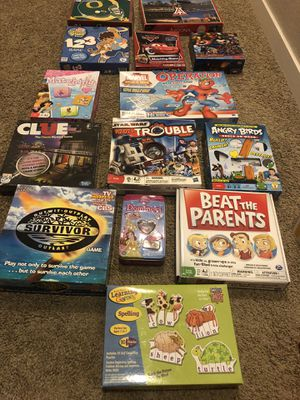 Games and Puzzles for Sale in Gilbert, AZ