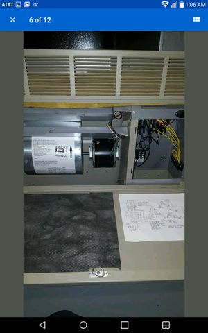 Cabinet unit heater never installed for Sale in Kalamazoo, MI