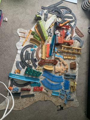 Thomas and friends Trackmaster various train track sets for Sale in Herriman, UT