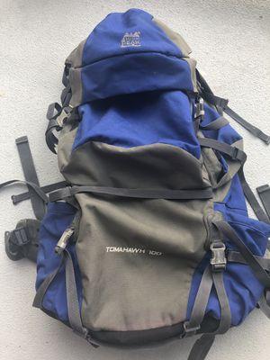 100 liter backpack for Sale in Salt Lake City, UT