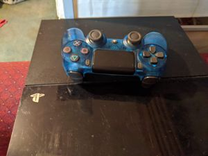 PS4 PS4 controller flat screen TV for Sale in Conroe, TX