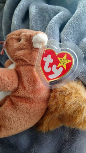 Nuts the Squirrel TY Beanie Baby Original for Sale in Plano, TX