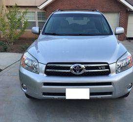 First Owner 2007 Toyota RAV4 Limited AWDWheels One Owner-SDFASSAGA for Sale in Miramar,  FL
