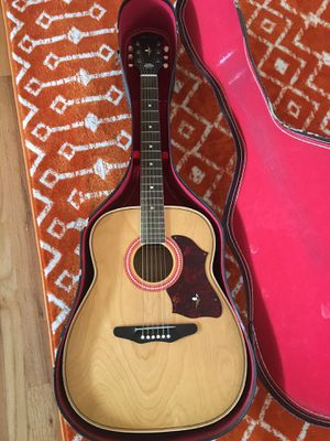1960's Harmony (Stella?) Acoustic Steel String Guitar for Sale in Normandy Park, WA
