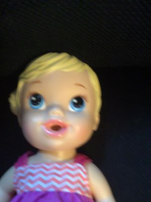 Super cute baby alive doll for Sale in Glassport, PA