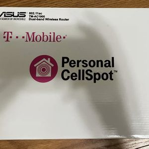 ASUS AC-1900 wireless Wi-Fi Router T-Mobile Hotspot CellSpot for Sale in Fort Lauderdale, FL