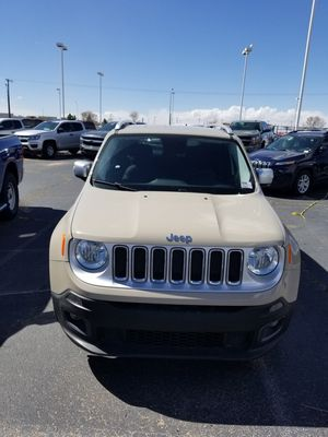 2017 Jeep Renegade for Sale in Aurora, CO