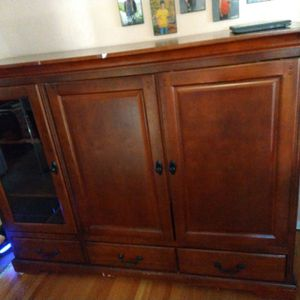 TV stand Beautiful Cabinet for Sale in Arvada, CO