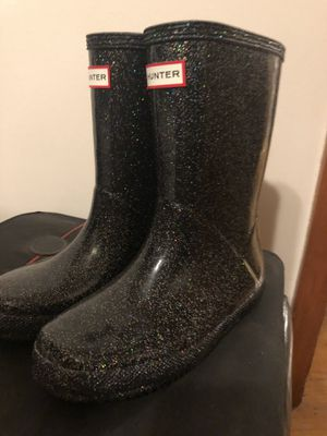 Girls Hunter boots for Sale in Chicago, IL