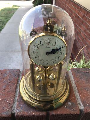 S.Haller Vintage Clock. Globe. Germany. Needs Work. for Sale in Covina, CA