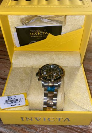 Invicta mens watch asking For $200 price tag 700$ for Sale in Washington, DC