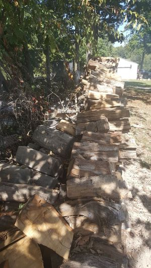 Seasoned oak wood for Sale in Shenandoah, VA