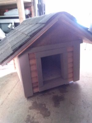 Brand New Dog Houses for Sale in Seattle, WA