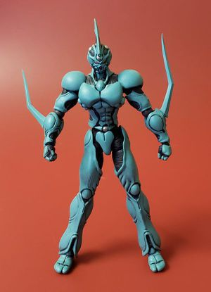 Guyver The Bioboosted Armor Figma Action Figure (Rare) for Sale in San Diego, CA