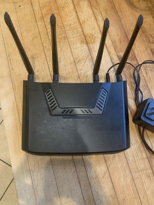 Amped Extender and router for Sale in Bryn Mawr, PA