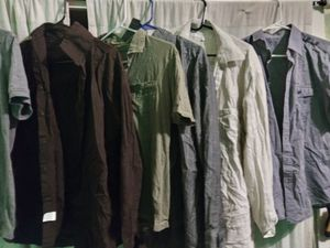 Lot of mens clothes: PERRY ELLIS, GAP, JCREW, for Sale in New Orleans, LA