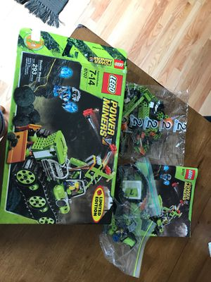 Legos Power Miners Boulder Blaster. for Sale in Greenville, WI
