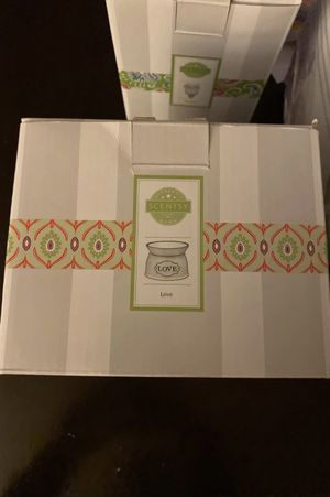 Scentsy Love Electric warmer for Sale in City of Industry, CA