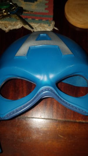 Captain america mask for Sale in Westbury, NY