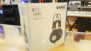 AKG Pro Audio AKG K72 CLOSED-BACK STUDIO HEADPHONES for Sale in Philadelphia, PA