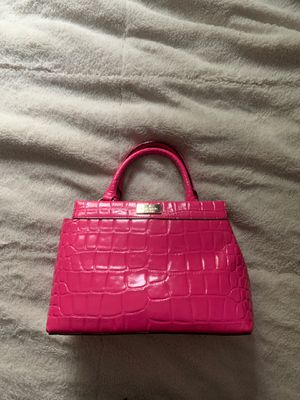 KATE SPADE hot pink purse for Sale in Hamden, CT
